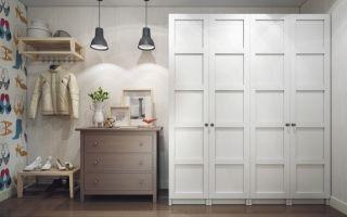 Шкафы, гардеробы и системы хранения от ИКЕА