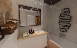 Ванная комната 4 кв м: стильный и просторный дизайн санузла
