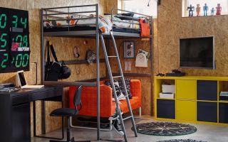 Икеа Свэрта – кровать для комфортного сна