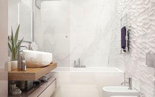 Идеи создания белой ванной комнаты,20 идей для жизни