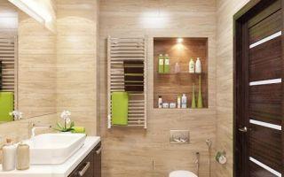 Дизайн ванной комнаты в коричневом тоне, разнообразные идеи для вашего интерьера.