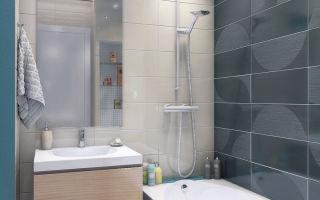 Особенности дизайна ванной комнаты на 2 квадратных метра