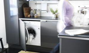 Дизайн интерьера маленькой кухни в хрущевке с холодильником и стиральной машиной