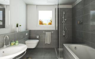Дизайн ванной 6 квадратных метров