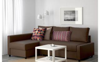 Икеа Фрихетэн – диван для всей семьи