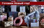 ИКЕА: праздничное новогоднее и рождественское оформление