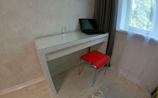 Туалетный столик ИКЕА Мальм: видео обзор сборки, мои отзывы