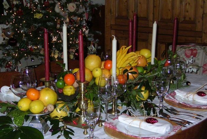 Что на стол подавать на новый год