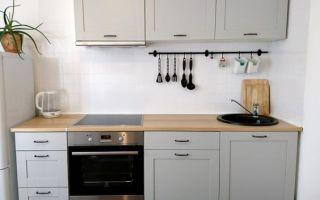 Кухни Кноксхульт от Икеа: обзор, описание