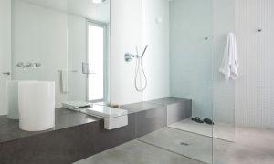 Ванная комната с душевой кабиной: дизайн и фото интерьеров