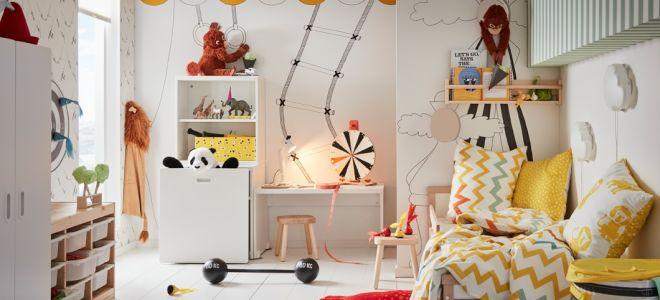 Обзор ассортимента детских игрушек от Икеа