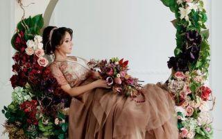 Фотозона из бумажных цветов, подари себе сказку сделанную своими руками