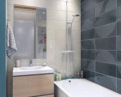 Особенности дизайна ванной комнаты на 2 кв.м, как обставить санузел максимально практично и со вкусом.