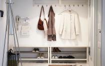 Мебель для прихожих ИКЕА: фото каталог моделей и интерьеров