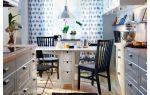 Фото-обзор стульев ИКЕА для кухни
