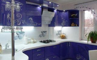 Дизайн кухни площадью 9 квадратных метров
