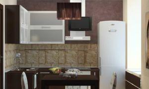 Дизайн кухни 4 кв.м, фото примеров оформления