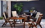 Садовая мебель ИКЕА