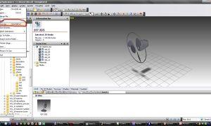 Конвертация 3D моделей для PRO100 с возможностью разгруппировки