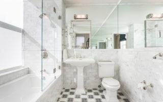 Дизайн ванной комнаты на 5 квадратных метров