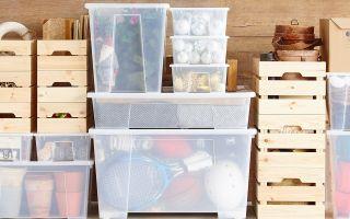 Икеа Самла – удобное решение для хранения