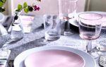 Посуда Икеа для сервировки. Столовые приборы. Кастрюли и сковороды. Тестиль для кухни