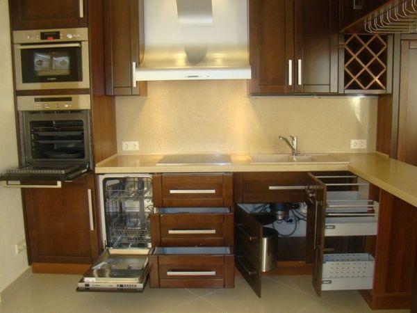 Кухня без стола