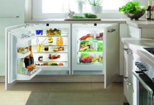горизонтальный холодильник 1