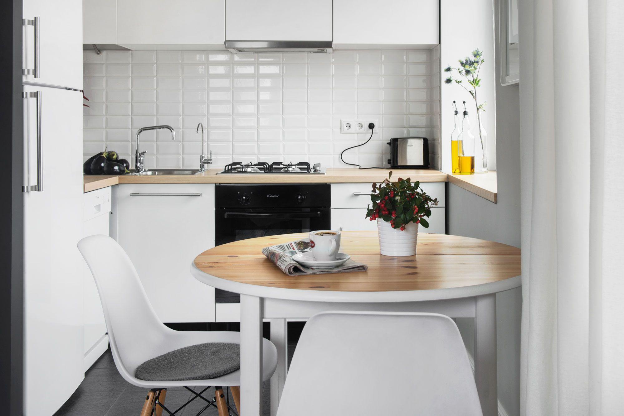 Дизайн кухни 5 м в хрущевке
