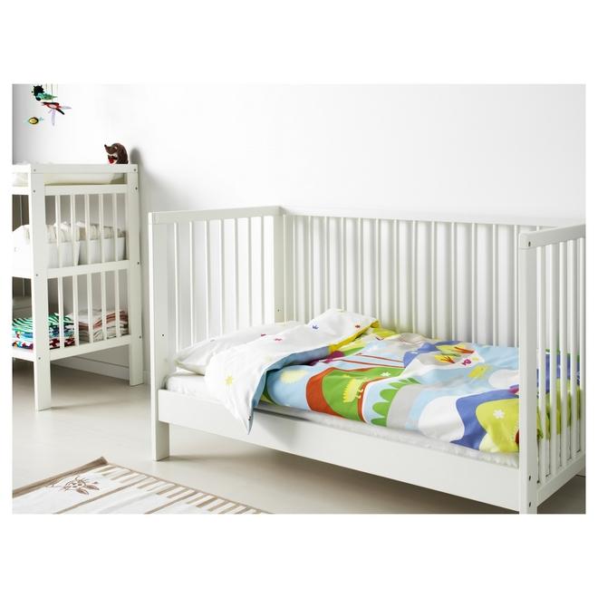 Детская кроватка Гулливер