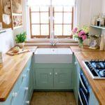 Кухня в хрущевке может быть уютной