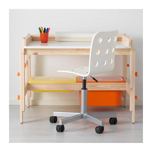 Регулируемый письменный стол ИКЕА
