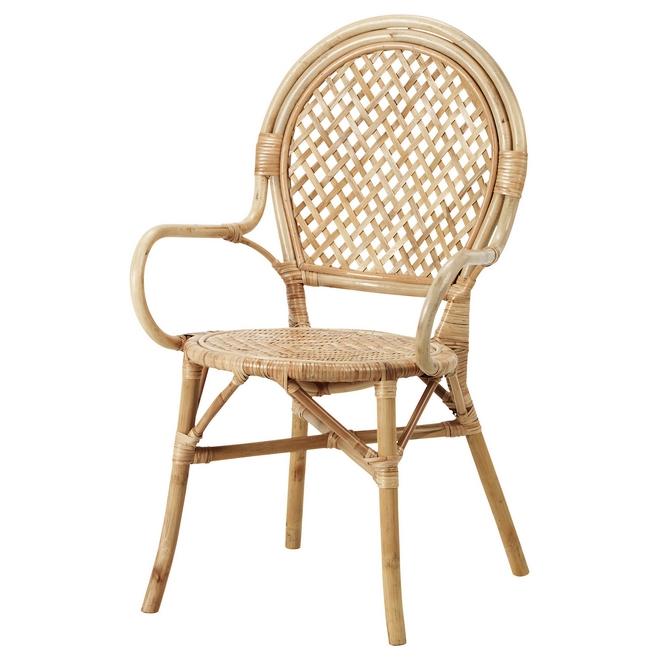 Ротанговый стул Эльмста