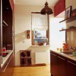 Стильное оформление кухни