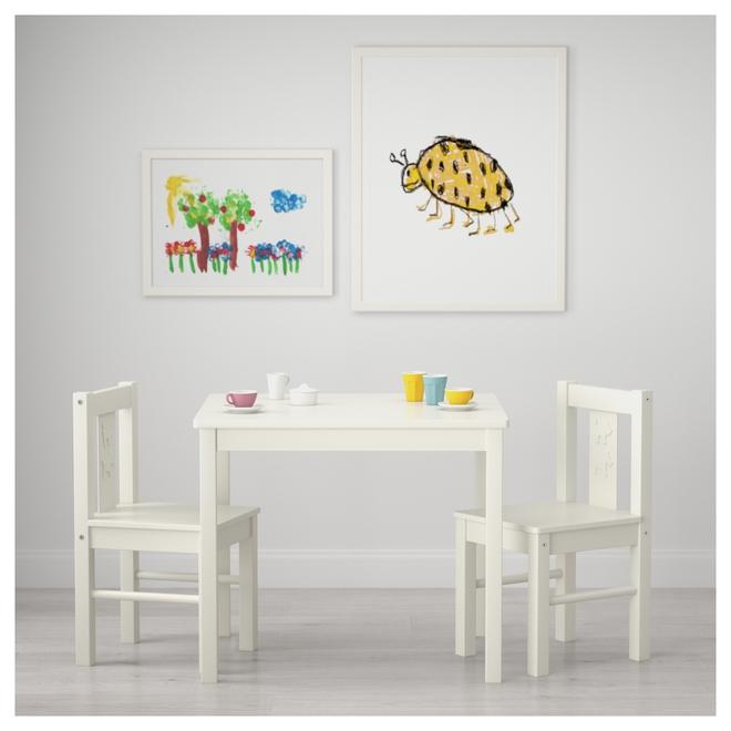 Детский стол Криттер