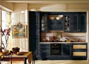 кухня ретро стиль