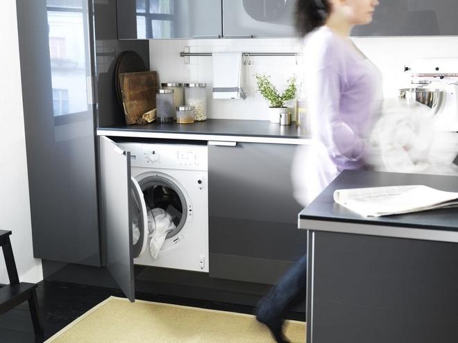 Встраиваемый вариант холодильника