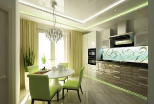 яркая кухня 2