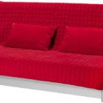 красный диван икеа 02