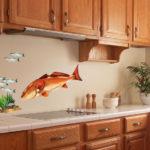красиво оформить кухню своими руками 02
