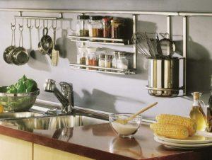 Каждая мелочь кухонного пространства – пазл