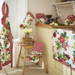 текстиль для декора кухни