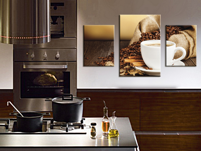 Картины для интерьера кухни 0203