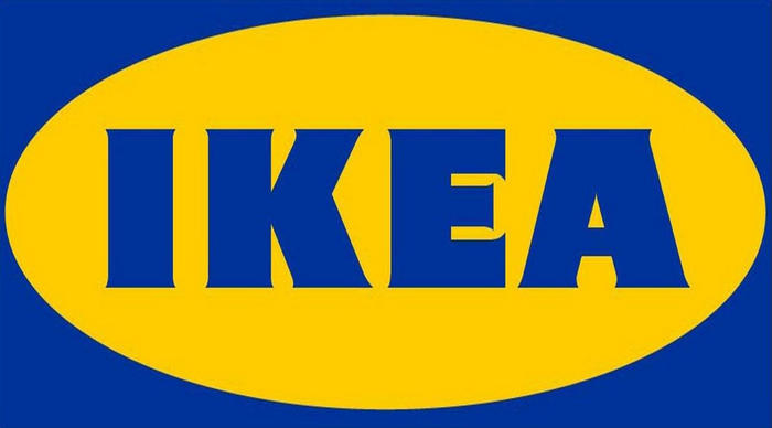 логотип бренда ИКЕА