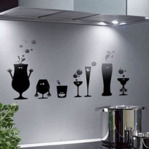 наклейки кухонной тематики 05