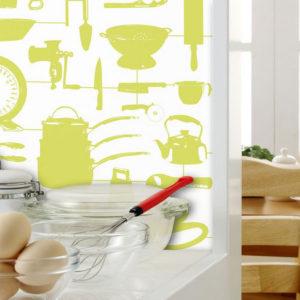 наклейки кухонной тематики 05a