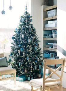 елка во всей красе