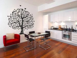 роспись стен на кухне 06a