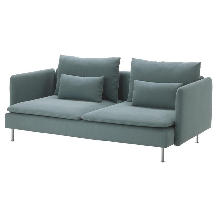 монолитный диван икеа