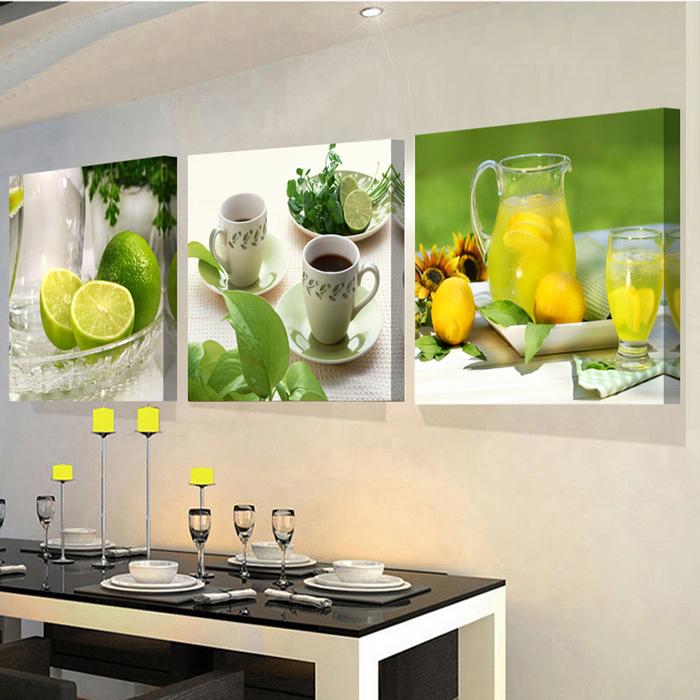 картина в дизайне кухни 08